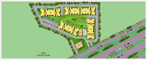 63 Golf Drive Gurgaon Site Plan